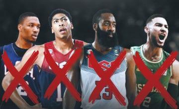 boomers usa basketball forever