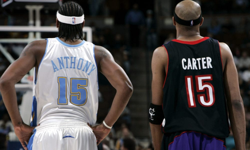 Daily Wrap: It's Time For Carmelo Anthony To Learn From Vince Carter