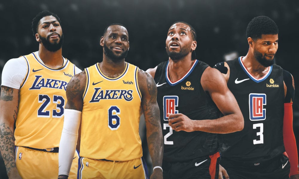 5 Reasons Why The Clippers Will Be Better Than The Lakers
