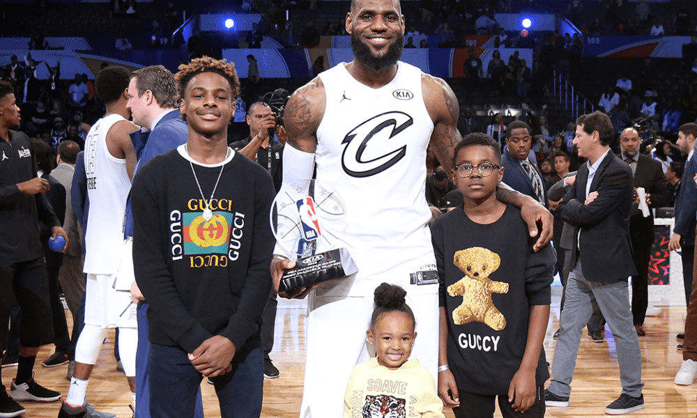 Daily Wrap: Stop Hating On LeBron For Being A Great Dad