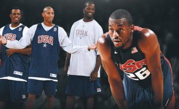team usa basketball forever