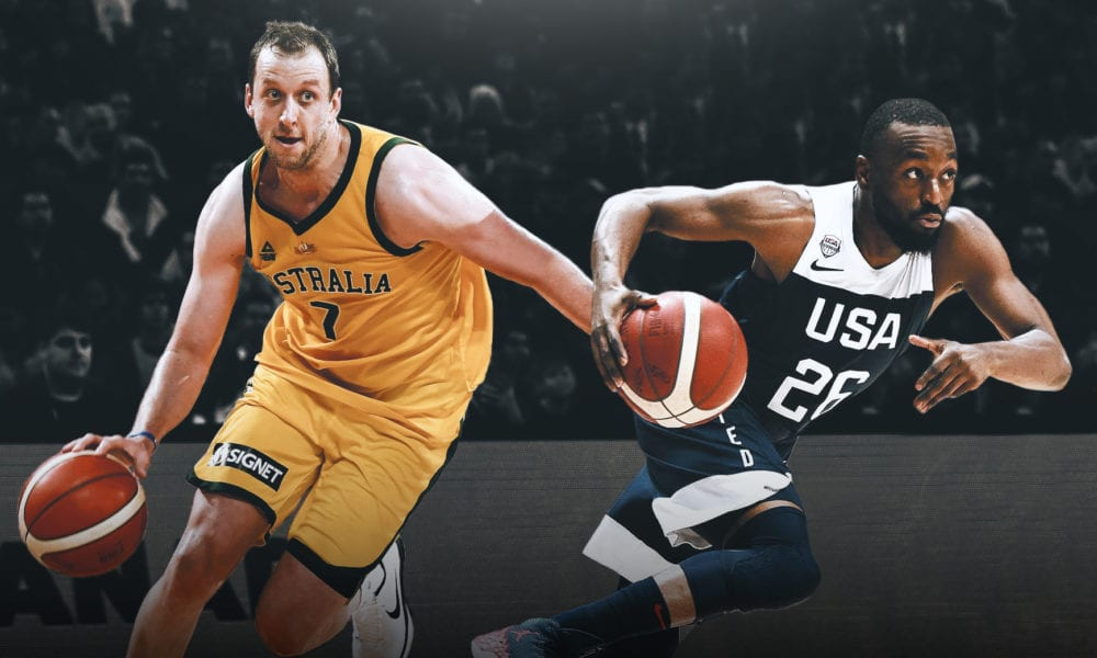 How To Watch Team USA And Australia At The FIBA World Cup | Game Times, TV Details, Streaming