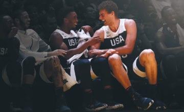 brook lopez australia sydney basketball forever