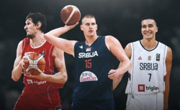 boban jokic world cup basketball forever