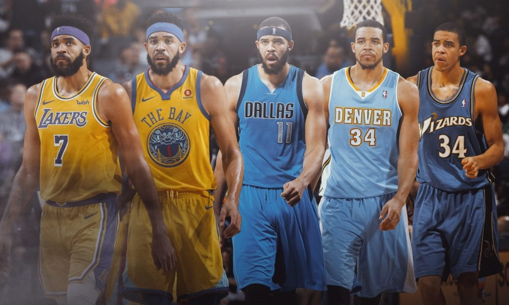 JaVale McGee's Wild Journey To Redemption