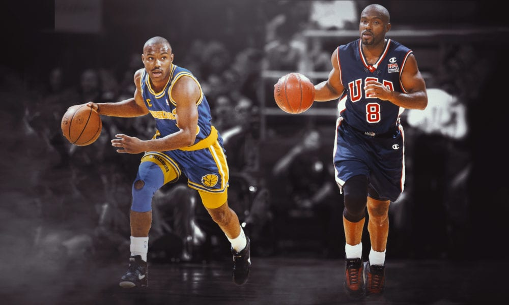 EXCLUSIVE: Tim Hardaway Sr On 2000 Olympics And Having The GOAT Crossover