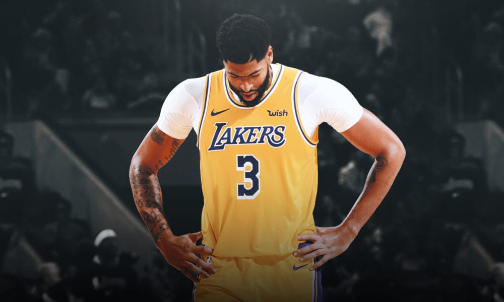 Two Overlooked Problems That Will Hurt Anthony Davis In LA