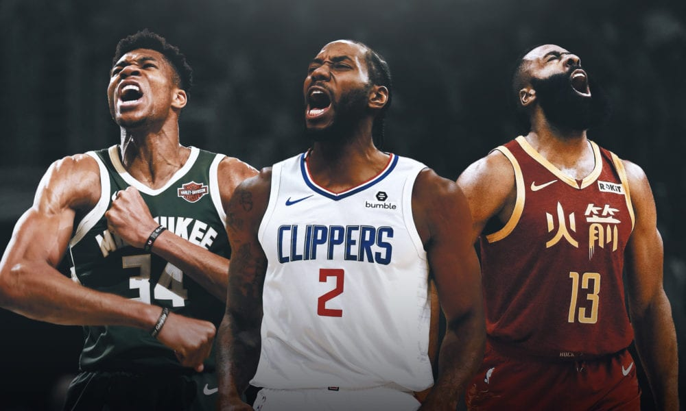 Ranking The Top 10 NBA Players Heading Into 2019-20