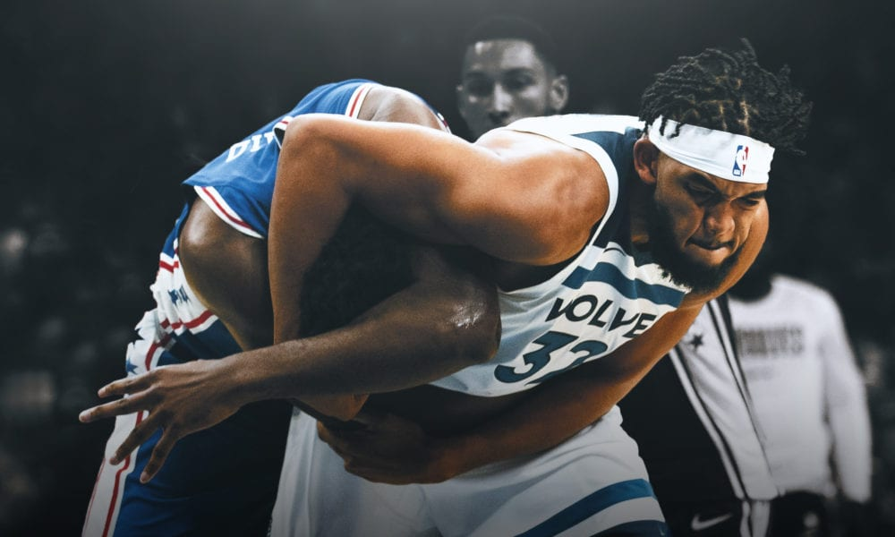 The History Behind The Joel Embiid–Karl-Anthony Towns Fight