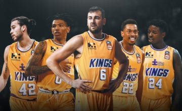 sydney kings basketball forever