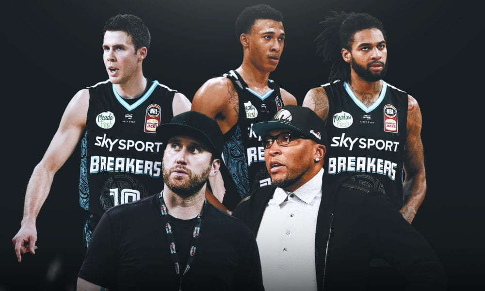 The New Zealand Breakers Have Descended Into Chaos