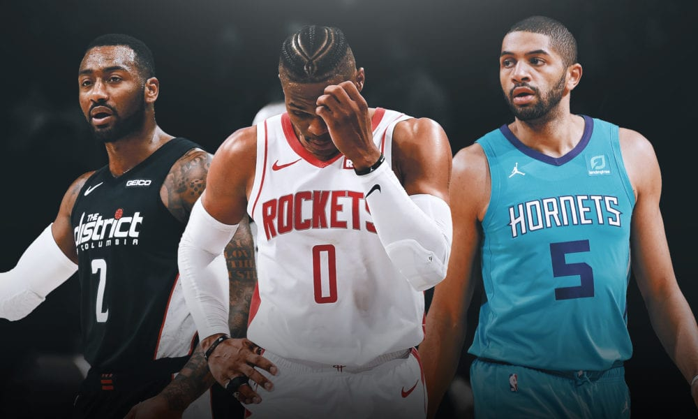 The NBA's Worst Contracts In 2019-20
