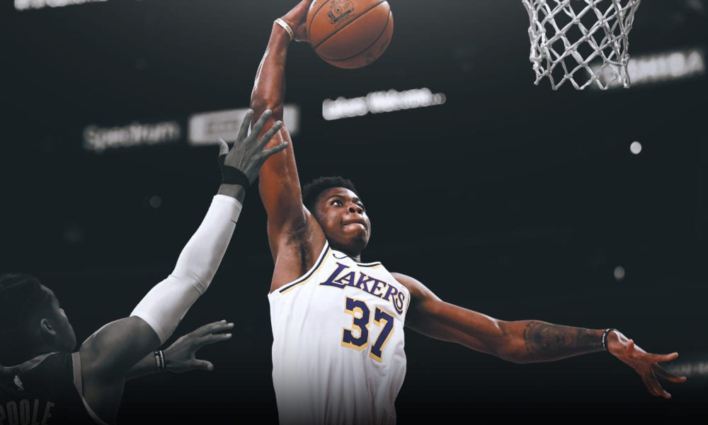 Could Kostas Antetokounmpo Be Legit For The Lakers One Day?